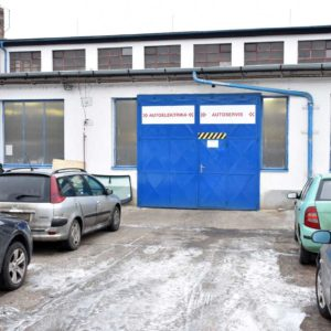Autoelektrika na Bělidle - Praha Strašnice vstup